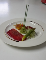 Gravadlax of Salmon